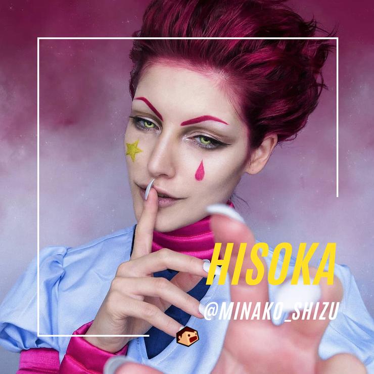 hxh cosplay hisoka