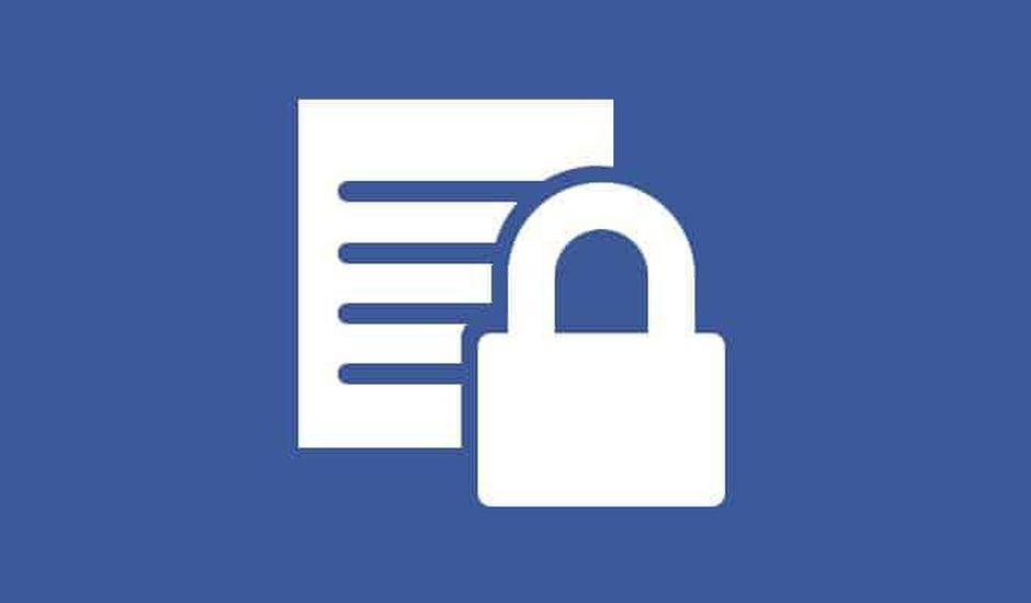 Facebook RGPD