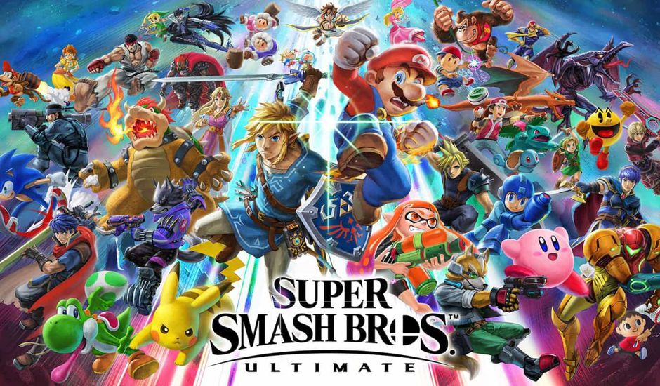 Super Smash Bros Ultimate a leaké sur la toile
