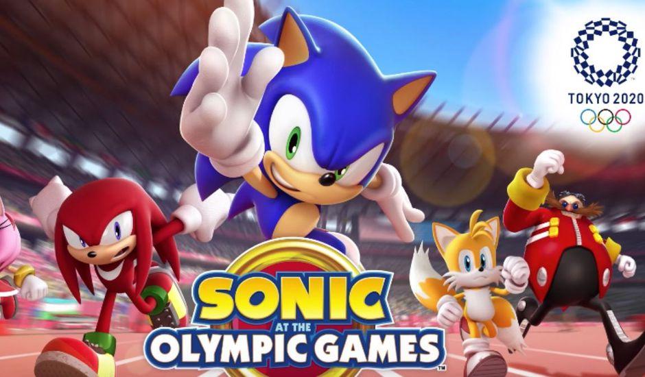 sonic aux jeux olympiques tokyo 2020