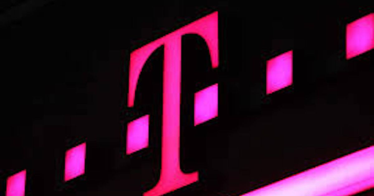 Aperçu du logo Telekom Romania.