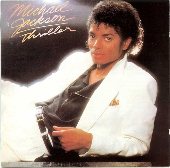 Michael Jackson - Thriller.