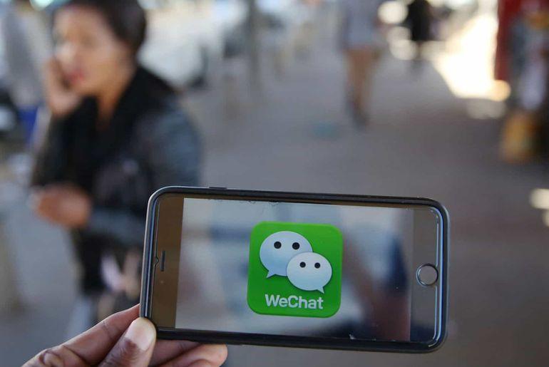 WeChat a dépassé la barre symbolique du milliard d'utilisateurs quotidien