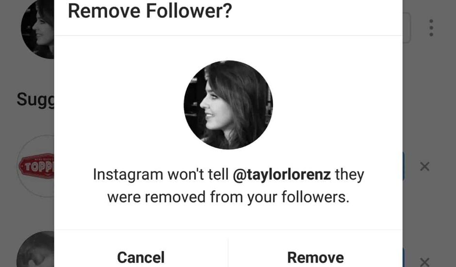 Instagram abonnés