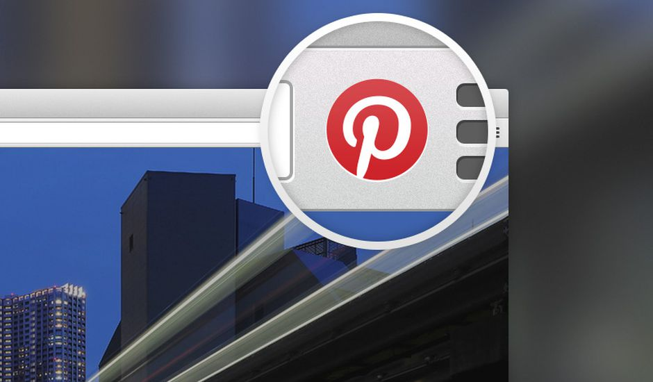 Pinterest extension Google Chrome