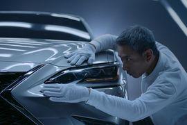 La dernière publicité de la Lexus ES a été réalisée par une intelligence artificielle.