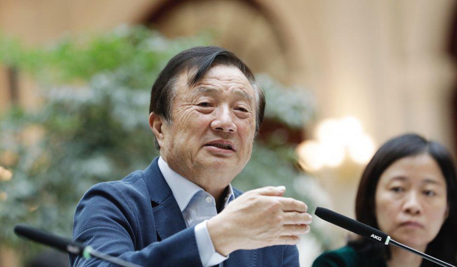 Le fondateur de Huawei estime que son entreprise est immortelle.