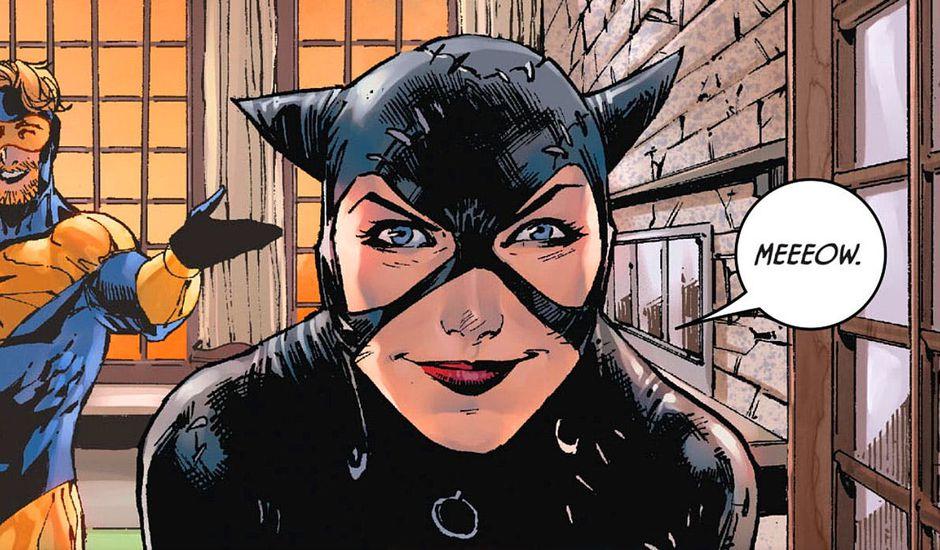 Vanessa Kirby dans le rôle de Catwoman pour le film The Batman