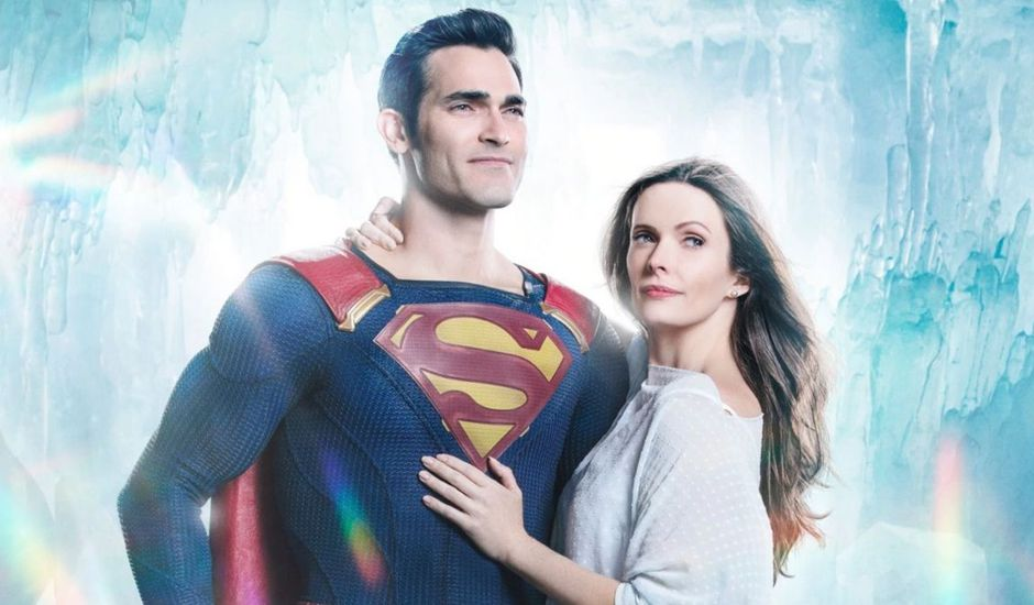 superman lois lane serie the cw arrowverse