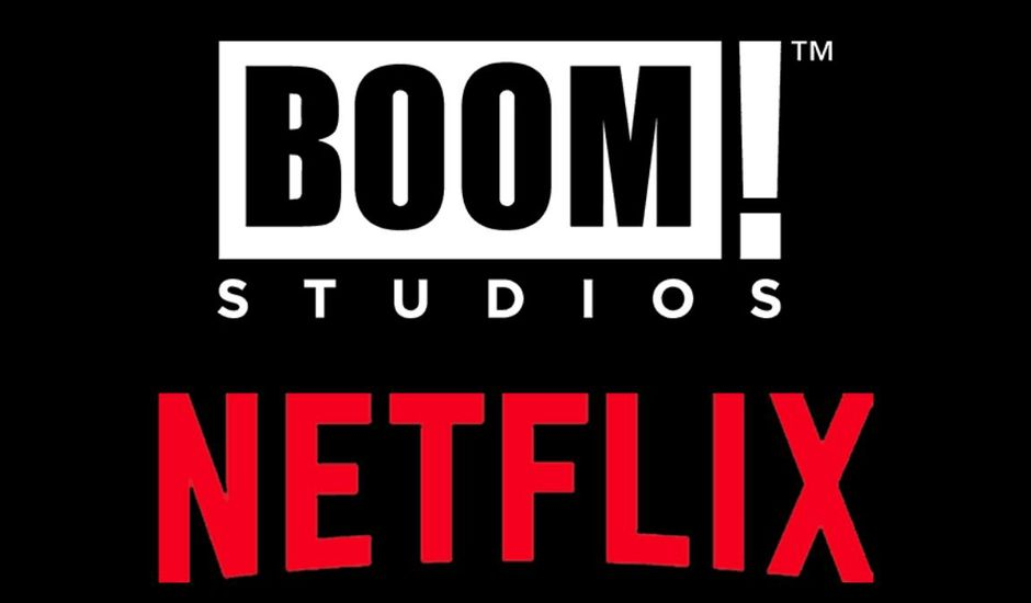 netflix boom studios comics adaptation series