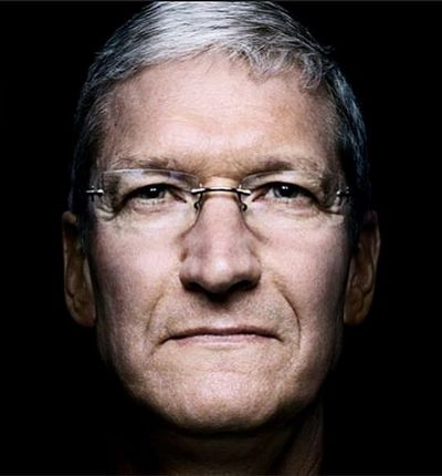 Tim Cook PDG d'Apple