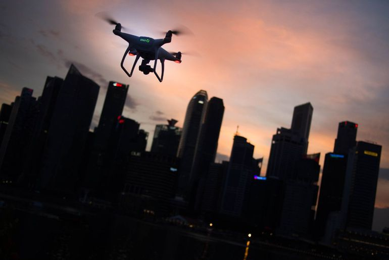 que dit la loi sur les drones