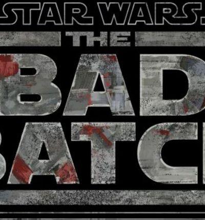 Logo de Star Wars : The Bad Batch