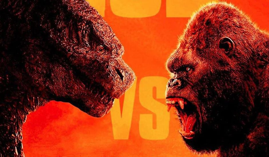 Fin du tournage du film Godzilla vs. King Kong
