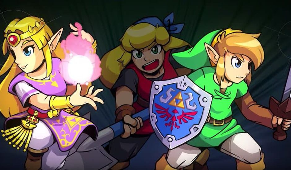 Jeu switch Cadence of Hyrule
