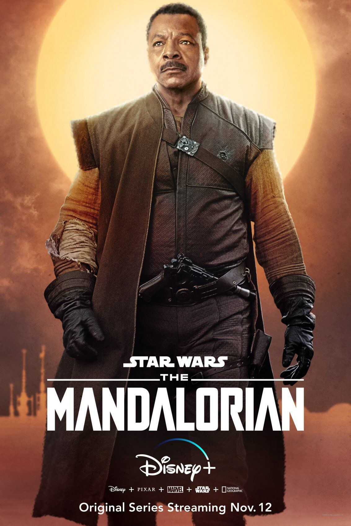 greef karga dans la série TV The Mandalorian