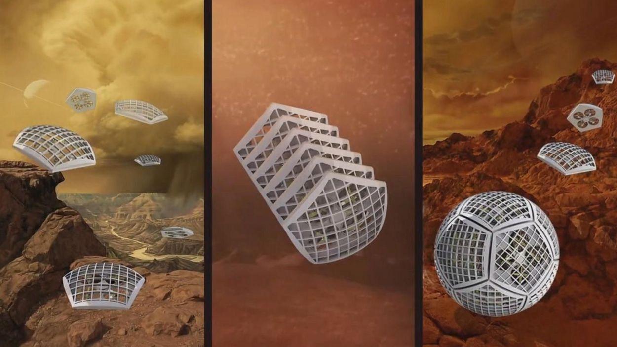 La NASA travaille sur un robot tout terrain pour explorer la lune Titan