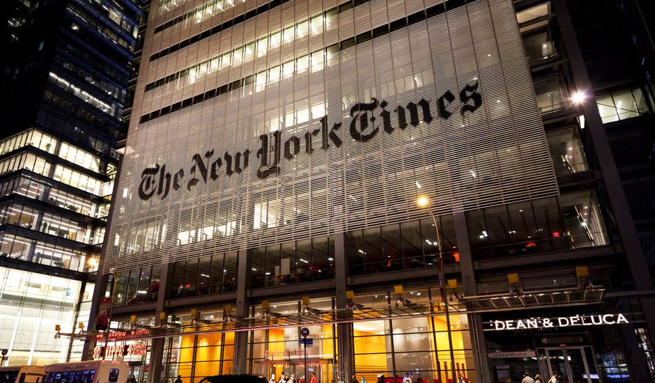 Le New York Times édite aussi le new york times magazine