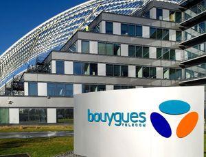 Les bureaux de Bouygues Telecom