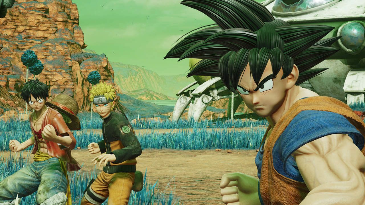 jump force ps4 pc xbox one