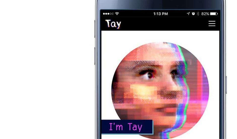 Chatbot Tay