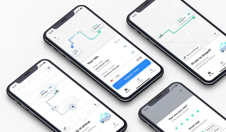 Waymo est disponible sur l'App Store.