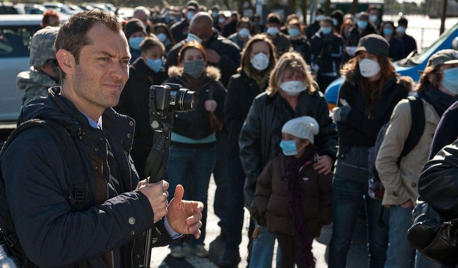 contagion films series a regarder en periode de pandemie covid 19 coronavirus