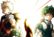 Affiche pour My Hero Academia : Heroes Rising