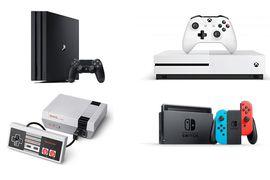 Nintendo,Sony, et Microsoft expliquent que le prix de leur console pourrait augmenter suite aux tensions entre la Chine et les USA