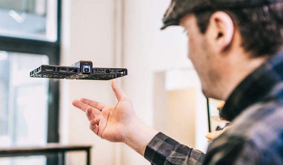 snapchat drone zero zero robotics