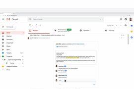 AMP permet la création de mails dynamiques