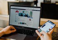 Facebook sur ordinateur et mobile