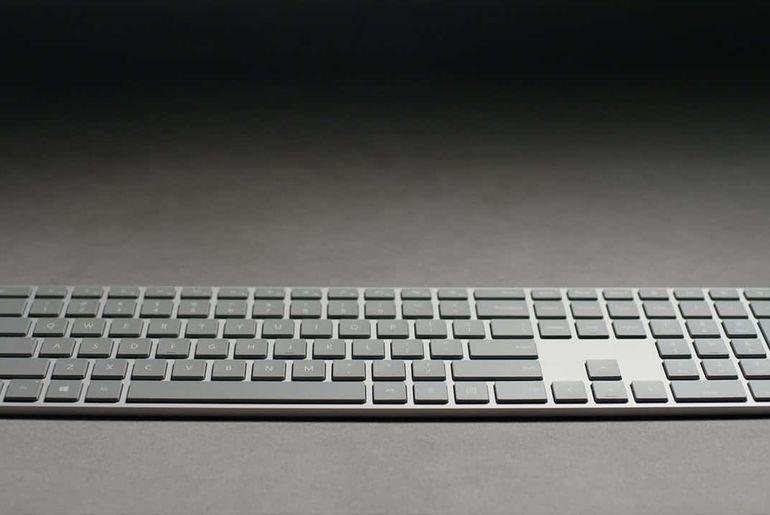 microsft modern keyboard