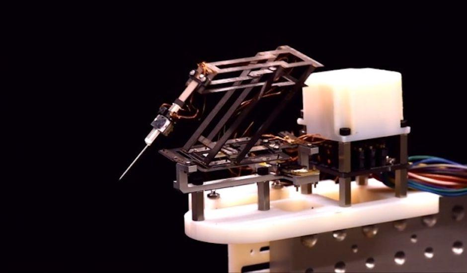 Aperçu du robot mini-rcm.