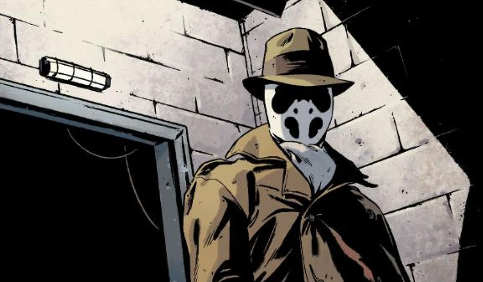 watchmen comics spinoff intitulé rorschach
