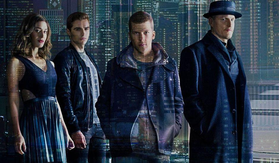 Affiche de promotion du film Insaisissables 2