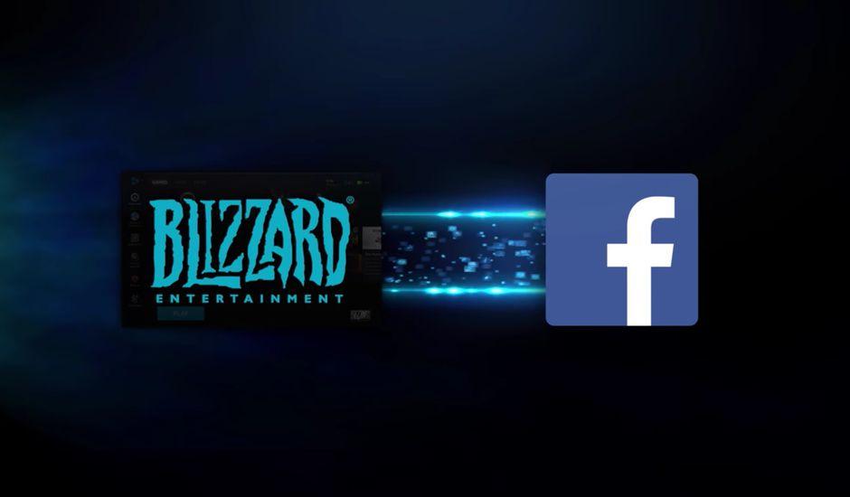 Blizzard Facebook Live