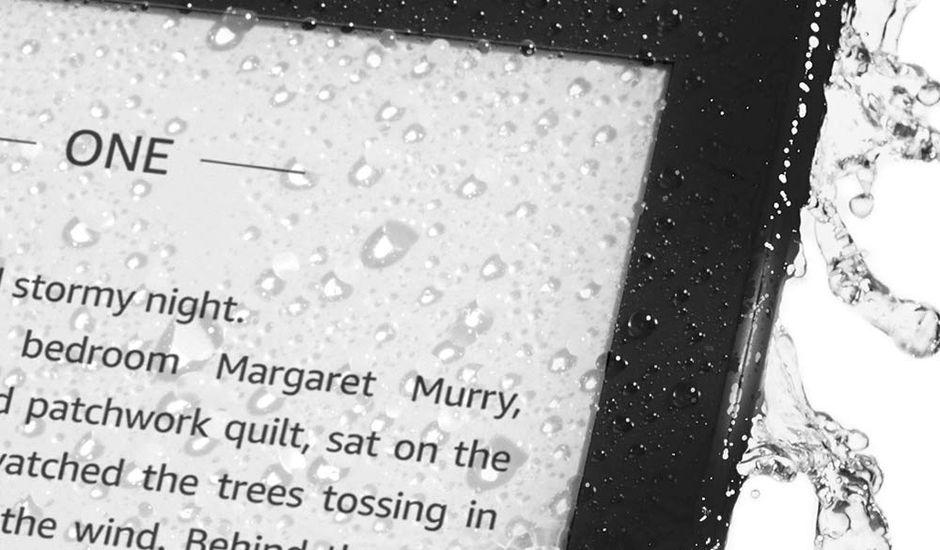 Amazon annonce que le Kindle Paperwhite est enfin étanche !