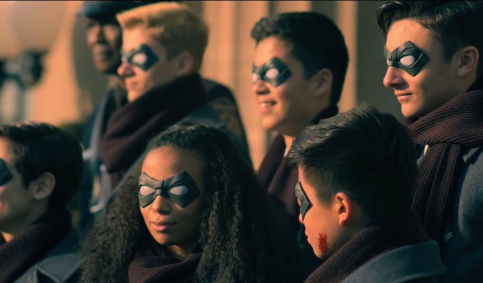 45 millions de vues pour The Umbrella Academy