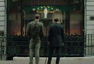 Harris Dickinson et Ralph Fiennes dans The King's Man : Première Mission