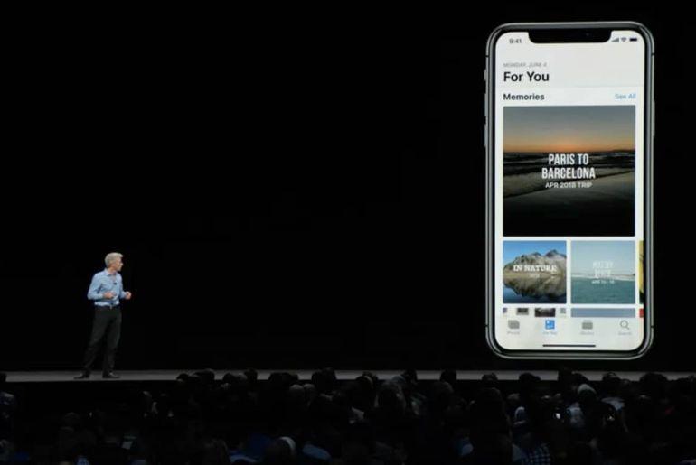 Apple : iOS 12 toutes les nouveautés annoncées lors de la WWDC