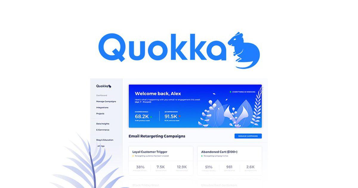 Quokka : un outil pour recibler les personnes qui n'ouvrent pas vos mails