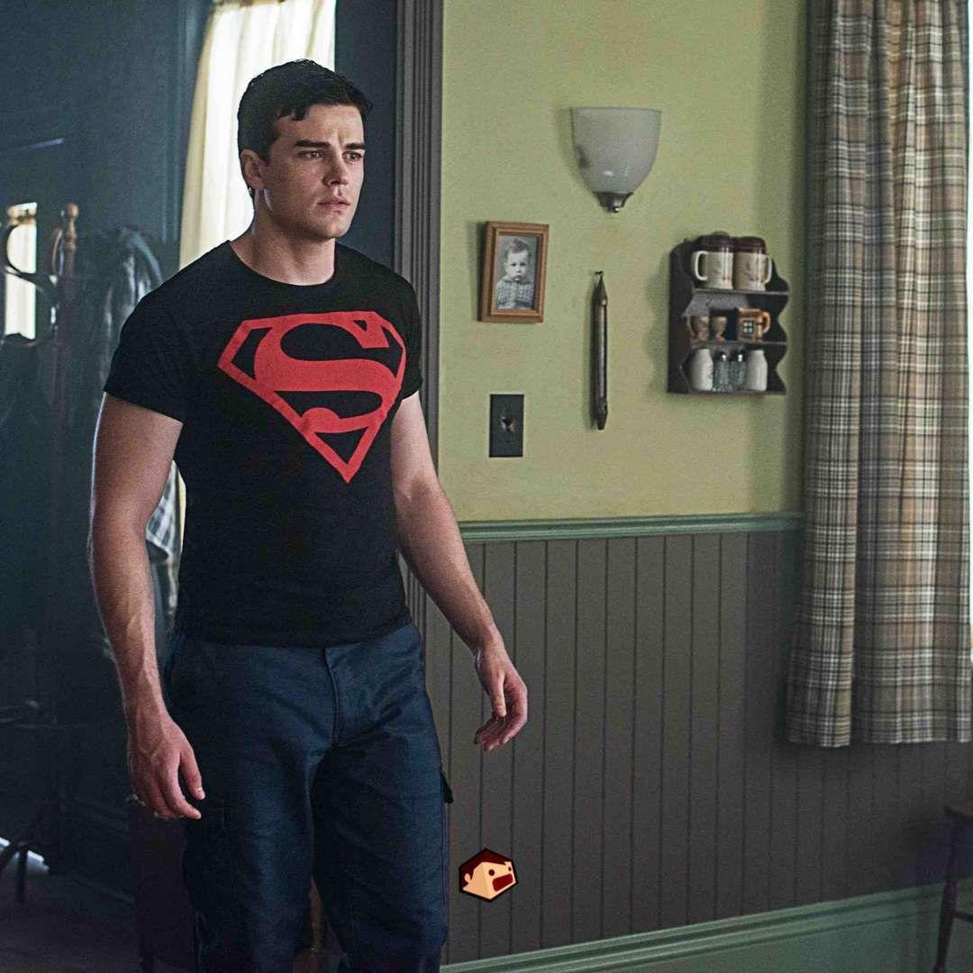 titans saison 2 superboy conner