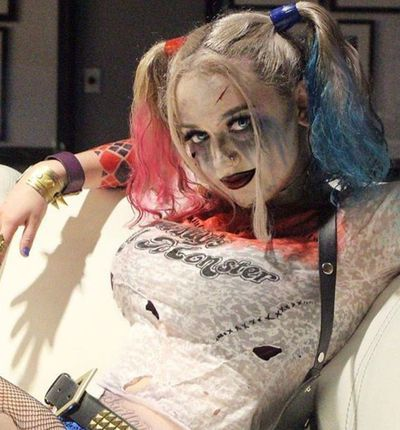 harley quinn cosplay suicide squad DC comics