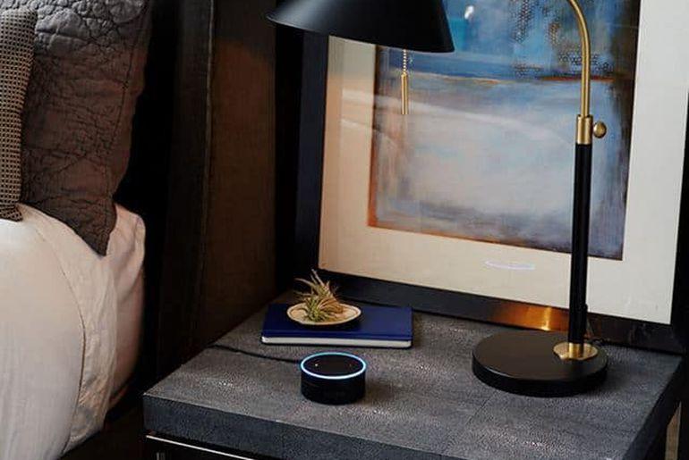 Alexa for Hospitality, une version d'Amazon Echo destinée au secteur de l'hôtellerie