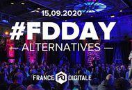 La bannière de l'événement France Digitale Day