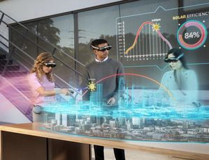 Magic Leap lance une offre B2B.