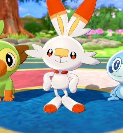 Pokémon Épée et Bouclier : 2 nouveaux Pokémons