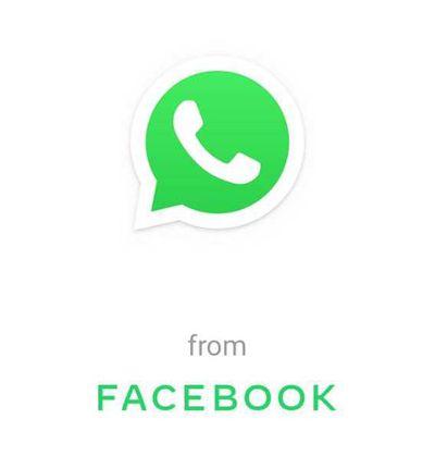 Le logo de WhatsApp.