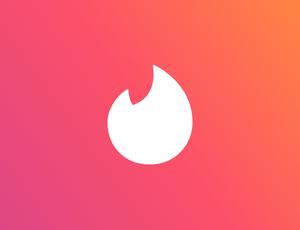 Le logo de Tinder